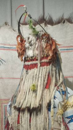 Splithorn bonnet-Museum of the Plains Indian-Browning MT