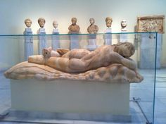 National Archaeological Musuem, Athens Greece