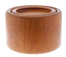 Danish - Danish Teak - Nissen - Danish Design  - 1960s Danish Teak Ice Bucket from Nissen of Denmark