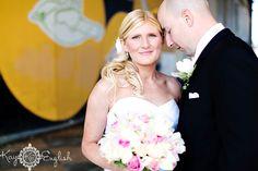 Asbury Park wedding photography by Kay English