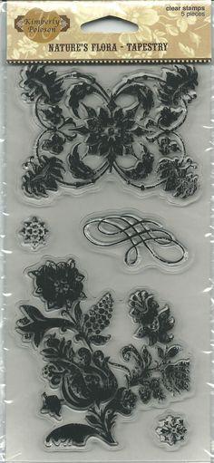 Fiskars Brand Clear Acrylic Stamp Set      by CynthiasCraftingNook