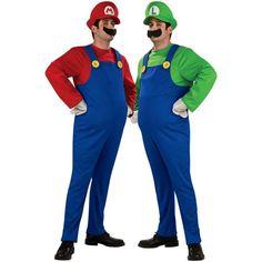 Cómo hacer un disfraz de Mario Bros