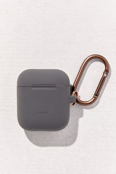 elago AirPods Hang Case - black at Urban Outfitters Cute Ipod Cases, Iphone Cases, Fone Apple, Air Pods, Airpod Case, Iphone Accessories, Things To Buy, Apple Watch, Gadgets