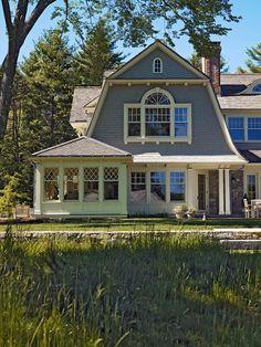 Brookdale Gardens traditional, MA. Hart Associates Architects.