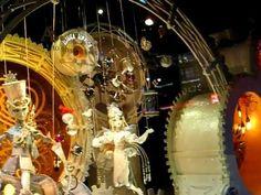 """Make A Wish"" MACY'S Christmas Window Displays New York 2011 The Best"