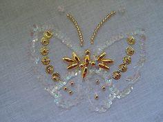 Imagini pentru Broderie de paillettes et de perles