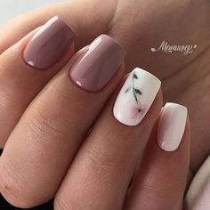 Here is Spring Nail Art Designs Idea for you. Spring Nail Art Designs multi colored x shaped spring nail art design this is a. Spring Nail Art, Nail Designs Spring, Gel Nail Designs, Acrylic Nails For Spring, Acrylic Nail Designs For Summer, Flower Nail Designs, Nails With Flower Design, Cute Simple Nail Designs, Maroon Nail Designs
