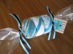 Good idea for a baby shower gift, but I could make them myself, a lot cheaper!