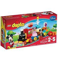 LEGO DUPLO Brand Disney 10597 Mickey and Minnie Birthday Parade Building Kit LEGO http://www.amazon.com/dp/B00WHYM1XQ/ref=cm_sw_r_pi_dp_POSdwb15VKTGT