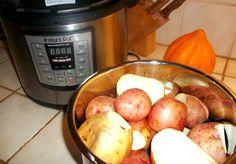 Instant Pot recipe ideas for Lentil Soup; Butternut and Acorn Squash Electronic Pressure Cooker, Electric Pressure Cooker Reviews, Instant Pot Pressure Cooker, Pressure Cooker Recipes, Pressure Cooking, Electric Cooker, Plant Based Recipes, Veggie Recipes, Crockpot Recipes