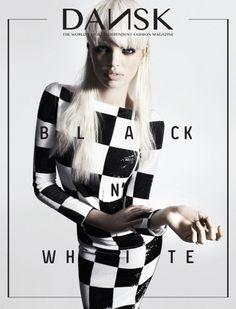 Daphne Groeneveld for Dansk Spring 2013 Cover