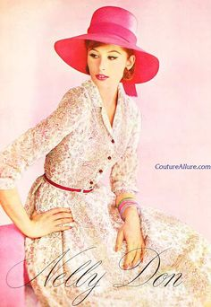 Nelly Don Dress - 1961