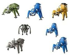 Ghost In The Shell SAC Tachikoma Collection Figure Set 01061