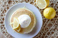 Lemon Creme Pancakes