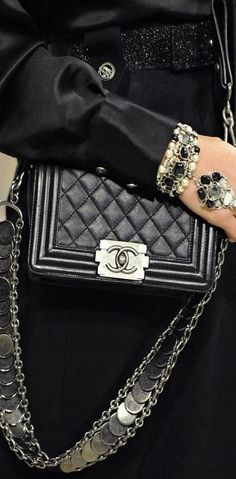 You never get another purse once you have a Chanel.and i am loving this  one.