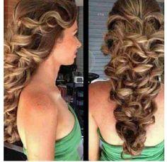 Love the curls!!