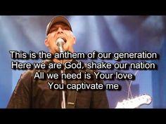 ▶ The Anthem - Jesus Culture / Jake Hamilton (Worship Song with Lyrics) Live From Chicago - YouTube