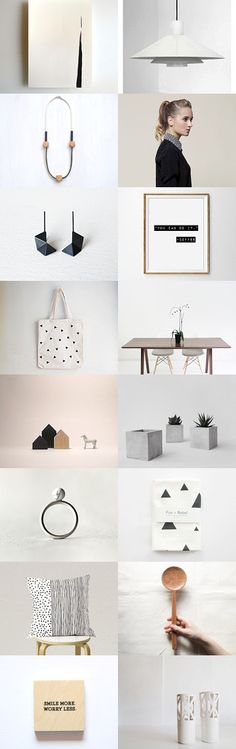what i love by Barbara on Etsy--Pinned with TreasuryPin.com Modern Minimalist, Minimalist Design, Gift Guide, Wall Decor, Place Card Holders, Throw Pillows, Display, My Love, Artist
