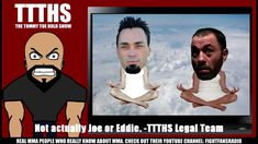 The Tommy Toe Hold Show: Episode 16 - TTTHS BY DAY, JOE ROGAN PODCAST BY NIGHT...ALL DAY!!!  www.Facebook.com/McDojoLife