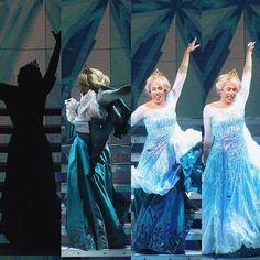 Magic!     #elsa #magic #collage #diptic #frozenliveatthehyperion #letitgo #frozen #disneyscaliforniaadventure #disneycaliforniaadventure #californiaadventure #dca #disneyland by disneyashleigh