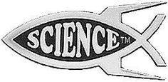 Science fish Car Emblem - http://coolgadgetsmarket.com/science-fish-car-emblem/
