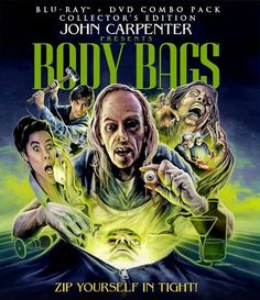 Body Bags - Scream Factory Collector's Edition by Justin Osbourn