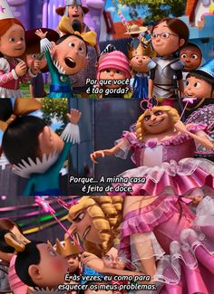 — Meu Malvado Favorito 2 Disney Pixar, Disney Films, Disney And Dreamworks, Walt Disney Animation Studios, Otaku Meme, Film Serie, Series Movies, Disney Love, Movie Quotes