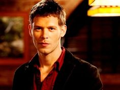 Something, I dunno, undeniably sexy. | 22 Reasons Why Klaus Is An Undeniably Hot Sociopath