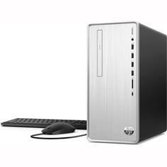 Computer, HP Pavilion Desktop. Hp Pavilion Desktop, Office Automation, Pc Computer, Locker Storage, Core, Computers, Products, Gadget