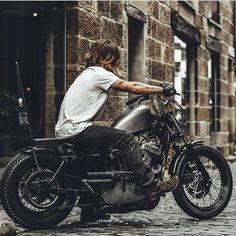 "3,425 Likes, 5 Comments - Harley-Davidson Sportster (@sportstergram) on Instagram: "" { @harleydavidsonaddicts } ______________________________________ Check @SportsterSquad for…"""