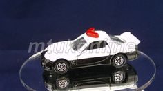 TOMICA 117 MAZDA RX-7 PATROL CAR | 1/59 | CHINA | 117C-12 | 2002 ST BOX