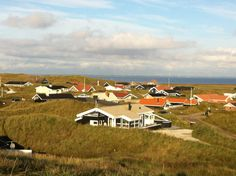 Hvide Sande Strand Dänemark Nordsee