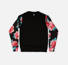 Clothing Brands Feature: ANDCLOTHING -Deep Rose AND Sleeve Sweater.  #andclothing #rose #floral #sweater #sweatshirt #streetstyle #streetfashion #fashionstyle #streetwear #urban #clothing #fashion #style #fashionable #stylish #streetwearblog #clothingblog #fashionblog #blog #blogger #fashionblogger #urbanwear #urbanfashion #fashionista #styleblog #styleguide #menswear #mensfashion #undergroundoutfits #ug_outfits