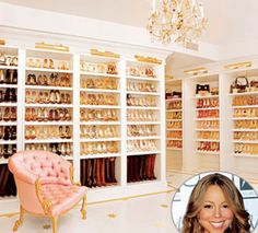 121 best ultimate girly closet of my dreams images in 2019 bedroomamazing closet look at all the shoes!! shoe closet, closet space,
