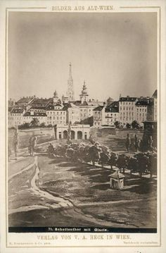 Austro Hungarian, Vienna Austria, Vintage Photographs, Hungary, Old Photos, Street Photography, Medieval, Old Things, History