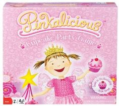 Pinkalicious game (Auntie Debbie)
