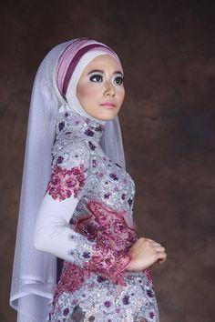tren model kebaya muslim modern