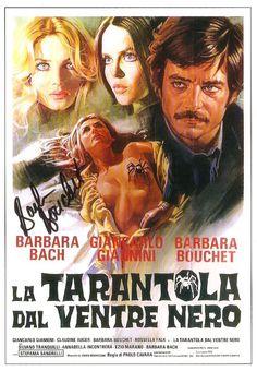Black Belly of the Tarantula (La tarantola dal ventre nero) (1971, Italy / France)