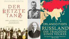 Russland – Gestern – Heute – Morgen - Eine Buchvorstellung - Zwei Bücher – Ein Thema - #orlando_figes #russland #douglas_smith #der_letzte_tanz #buchvorstellung #buchtipp #putin #trump #bücherblogger #bücher #lesetipp