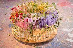 Björn Kroner - Floral Design Workshops and Lecture Demonstrations with Occasion! Deco Floral, Art Floral, Floral Design, Simple Flowers, Pretty Flowers, Flower Show, Flower Art, Transparent Flowers, Modern Flower Arrangements
