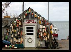 Lobster Shack - Mystic, Connecticut