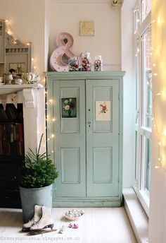 The Villa on Mount Pleasant: Starting to feel festive...