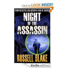 Night of the Assassin by Russell Blake (thriller).