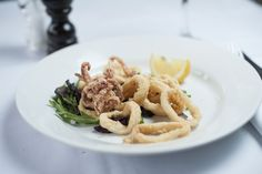Children's Menu - Calamari fritti