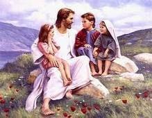 Memorizing The Beatitudes for children