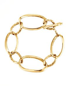 Kali+18k+Gold+Large+Link+Bracelet+by+John+Hardy+at+Neiman+Marcus.