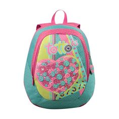 Mochila Capori modelo 4vp marca totto, una mochila escolar de gran calidad, Tottto es
