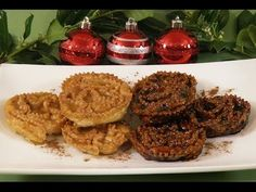 """VERY SPECIAL CHRISTMAS TREAT - """"Cartellate"""" - Cooking with Nonna - Page 2 of 2 - EverybodyLovesItalian.com"""