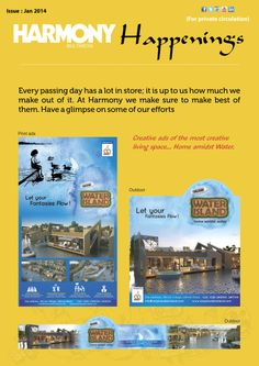 Harmony Happenings on anjaniwaterisland