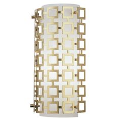 Parker Half Round Wall Sconce by Jonathan Adler at Lumens.com